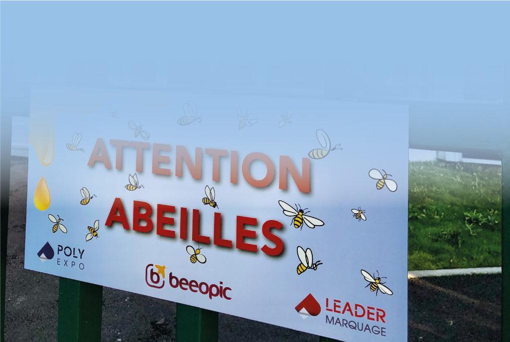 poly expo abeille ruche bio