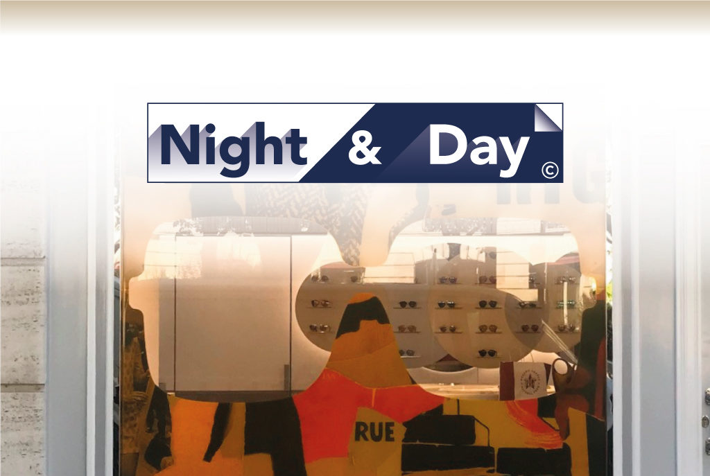 Poly Expo Night & Day