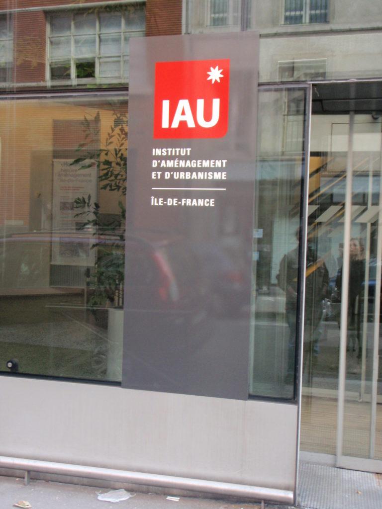 plaque façade